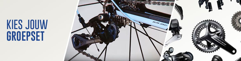 Kies de beste groepset voor jouw racefiets of mountainbike