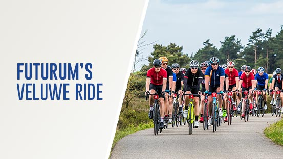 FUTURUM'S Veluwe Ride: Download de GPX van onze favoriete route!