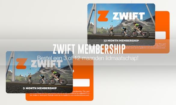 Zwift membership