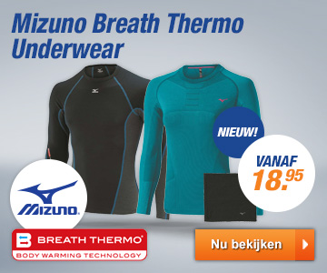 Mizuno Breath Thermo Underwear