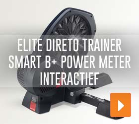 Elite Direto Trainer Smart B+ Power Meter Interactief