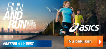 Run And Run, Nieuw Muscle Support Collectie 2014