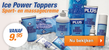 Ice Power Toppers