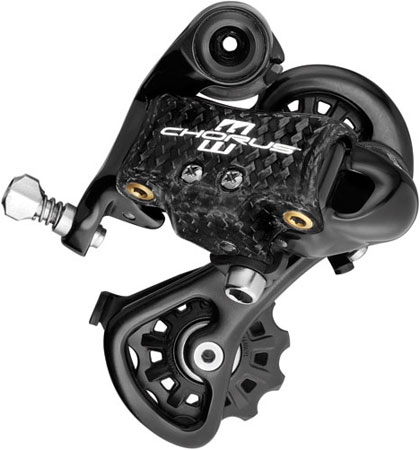 picture Achterderailleur Chorus Alu/Carbon 11 speed