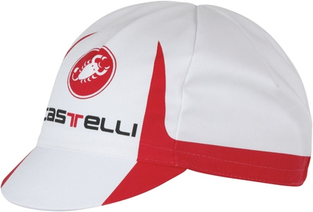 picture Free Cap White/Red