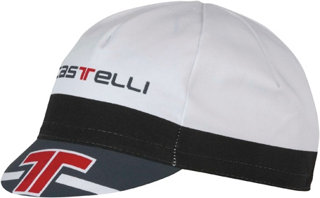 picture Velocissimo Equipe Cap White/Black/Anthracite