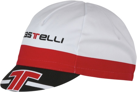 picture Velocissimo Equipe Cap White/Red/Black