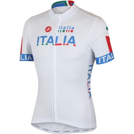 picture Team Italia London Fietsshirt Korte Mouwen