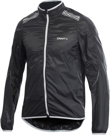 picture Performance Bike Featherlight Jacket Black/Platinum Heren