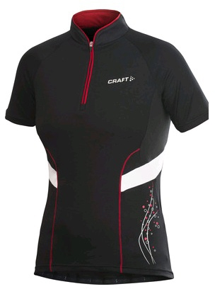 picture Active Bike Fietsshirt Dames Zwart/Wit
