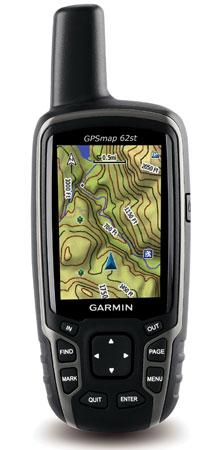 Garmin GPSMAP 62st GPS