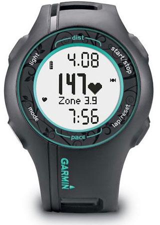Garmin Forerunner 210W HRM Dames GPS (met softstrap borstband)