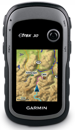 Garmin eTrex 30 GPS Incl. Kaarten Duitsland