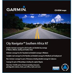Garmin City Navigator Southern Africa MicroSD/SD