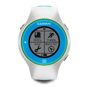 Garmin Forerunner 610 HRM GPS Multi-Color (met softstrap borstband)