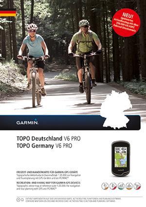 Garmin Garmin Topo Duitsland V6 Pro