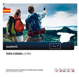 Garmin Topo Spanje 2013 V5 Pro MicroSD