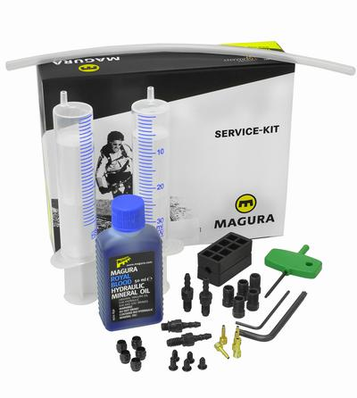 picture Mini Service Bleed Kit voor schijfremmen