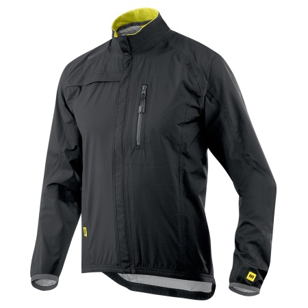 picture Notch H2O Jacket Zwart Heren