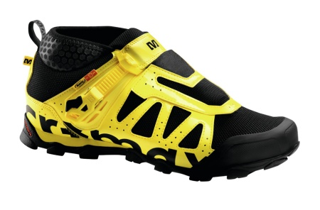 picture Crossmax Mountainbikeschoenen Geel/Zwart Heren