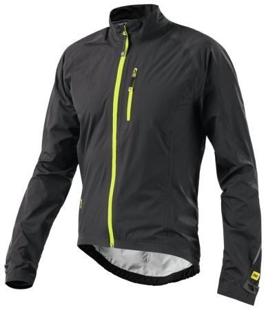 picture Sprint H2O Jacket Zwart Heren