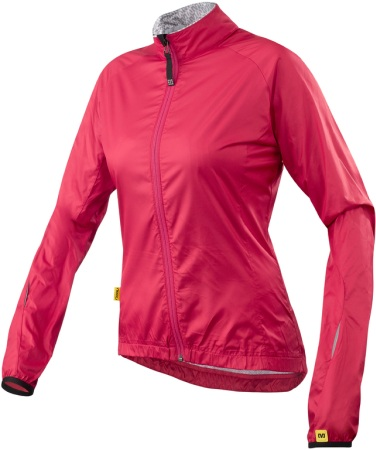 picture Cloud Jacket Rood Dames
