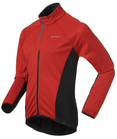 picture Fietsjack Hurricane Red/Black Heren