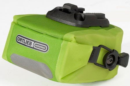 picture Saddlebag Micro Groen