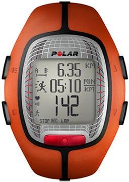 Polar RS300X Hartslagmeter Oranje