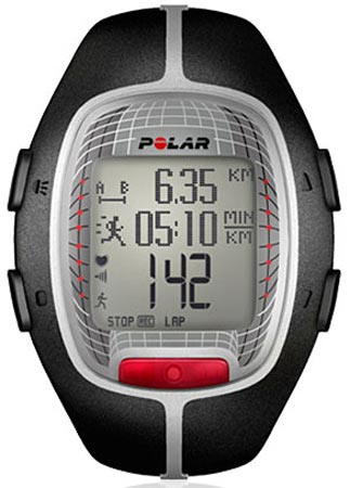 Polar RS300X Hartslagmeter Zwart