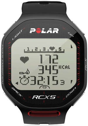 Polar RCX5 Multi Hartslagmeter