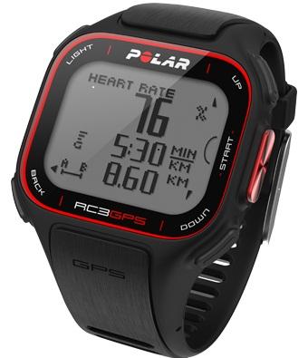 Polar RC3 GPS met Hartslagmeter