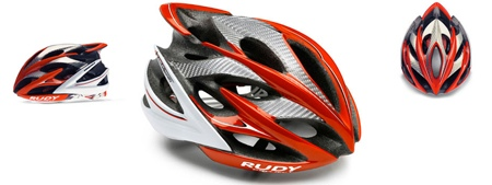 picture Windmax Red/White/Shiny Race Helm