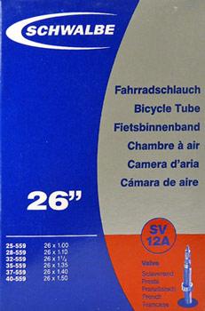 picture Binnenband SV12A 26x1.00-1.50
