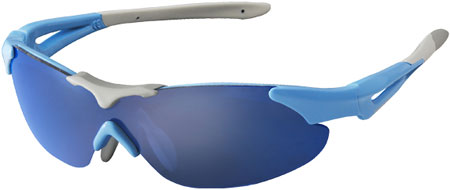 picture S40RS Sky Blue Dames Sportbril