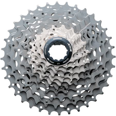 picture XTR CS-M980 Cassette 10-Speed