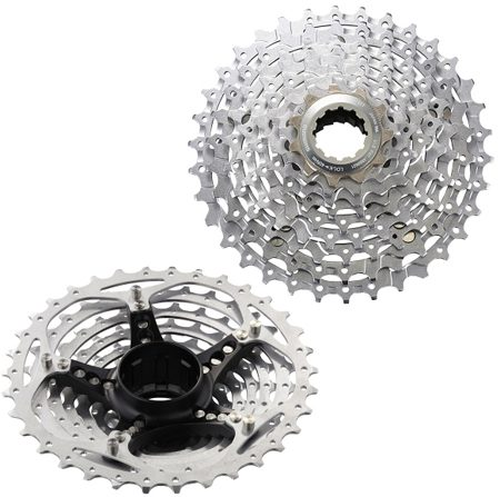 picture Deore XT CS-M770 Cassette 9 speed