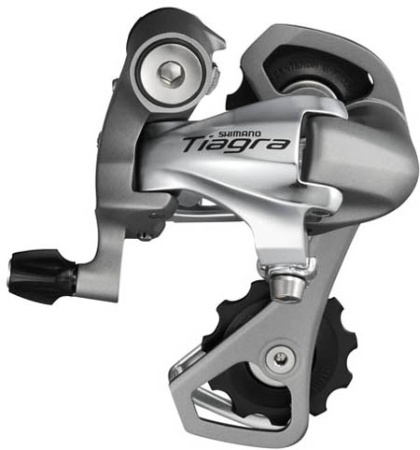 picture Tiagra RD-4601 Achterderailleur 10 speed Medium Kooi