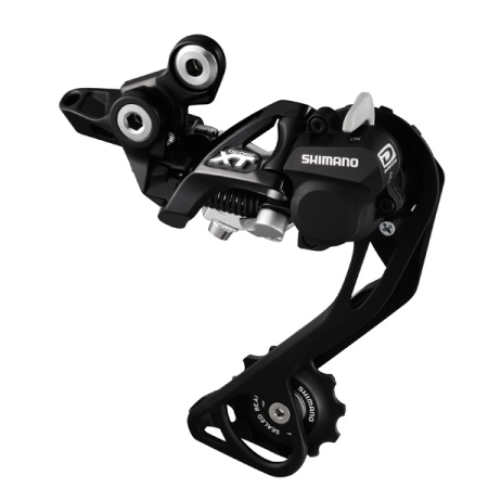 picture Deore XT RD-M786 Achterderderailleur Shadow Plus 10 Speed Zwart