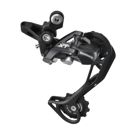 picture Deore XT RD-M781 Achterderailleur Shadow 10 Speed Zwart
