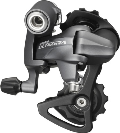 picture Ultegra RD-6700 Achterderailleur 10 Speed Glossy Grey