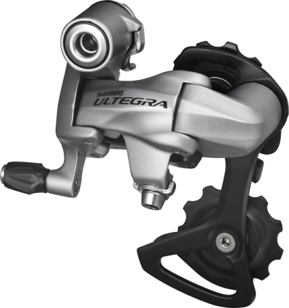picture Ultegra RD-6700 Achterderailleur 10 Speed Zilver