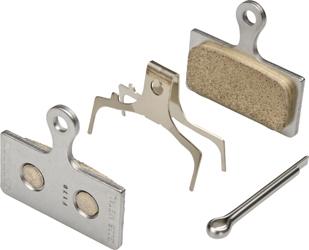 picture XTR M985/ XT M785/ SLX M666 Schijfremblokjes Metal G03S