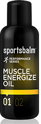 picture Muscle Energize Oil 200ML