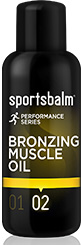 picture Bronzing Muscle Oil 200ML