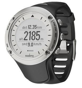 Suunto Ambit GPS Horloge Zilver Outdoorhorloge