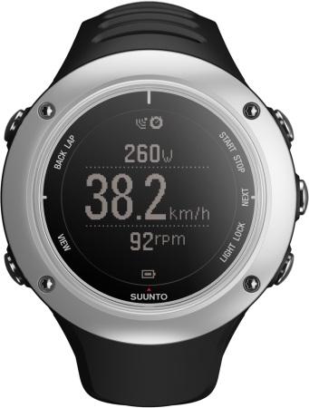 Suunto Ambit 2S Graphite GPS Horloge