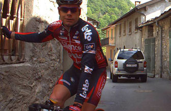 picture Ergo video - Training met Cadel Evans - Silence Lotto (T1957.06)