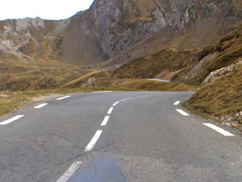 Tacx  Real Life Video - Etappe 2010 Col du Tourmalet  - France T1956.48