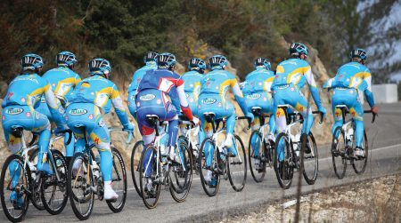 picture Ergovideo Trainen met Team Astana - Spanje (T1957.16)